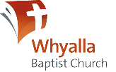 Whyalla Baptist Church